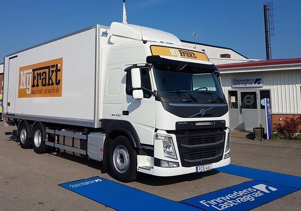 Nytt Volvo fordon